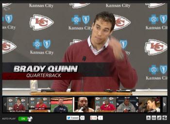 Brady Quin postgame presser 1122012
